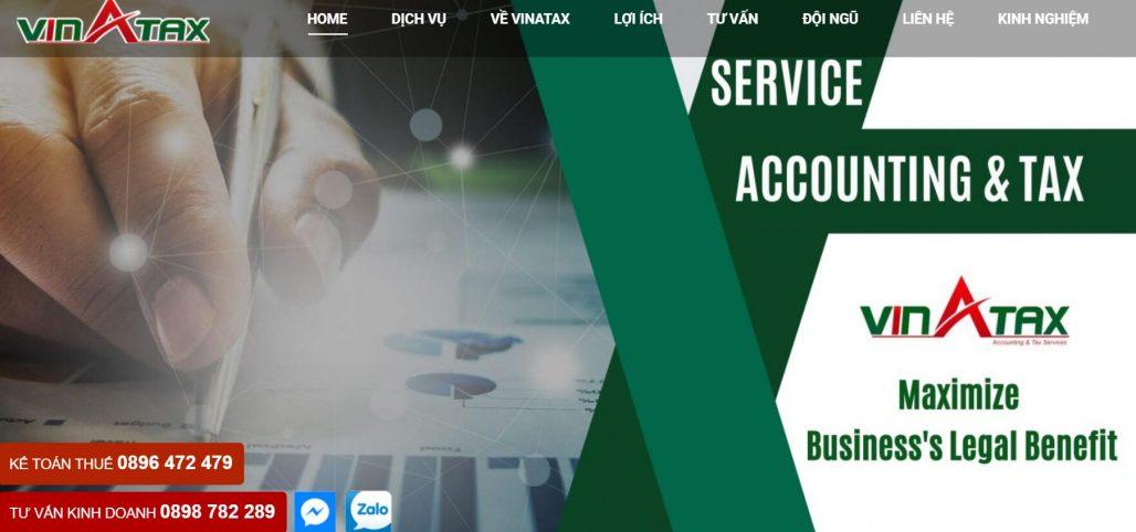 Công ty kế toán vinatax
