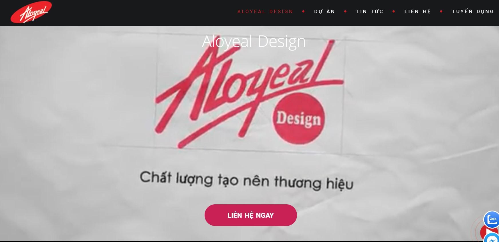 Công ty thiết kế nhà Aloyeal Design