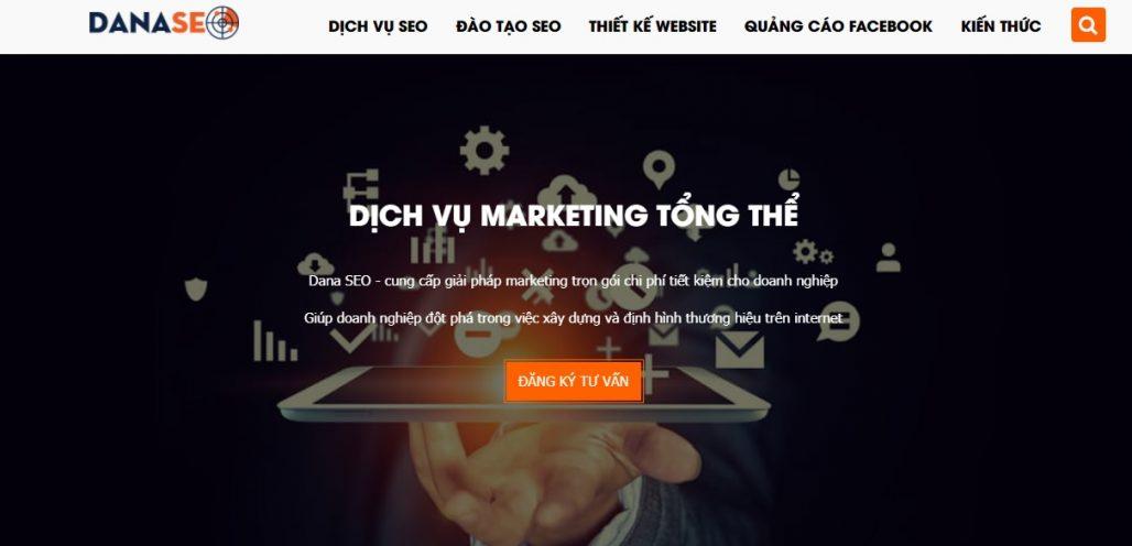 Công ty chạy quảng cáo Google Adwords DANASEO