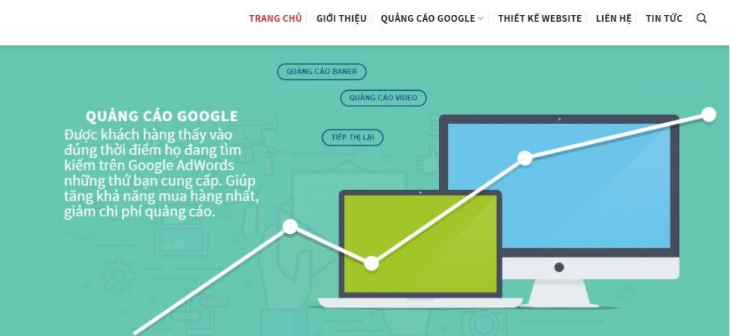 Công ty chạy quảng cáo Google Adwords Fking