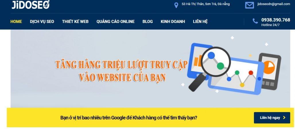 Công ty chạy quảng cáo Google Adwords JIDOSEO