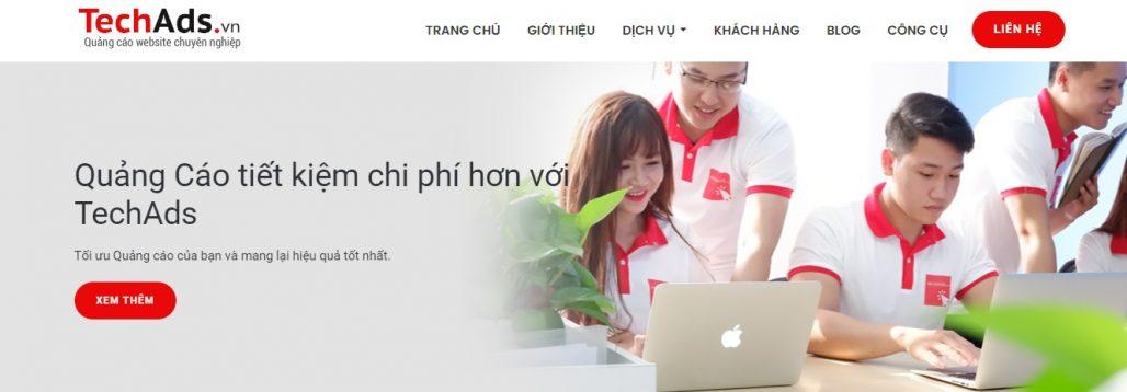 Công ty chạy quảng cáo Google Adwords TechAds