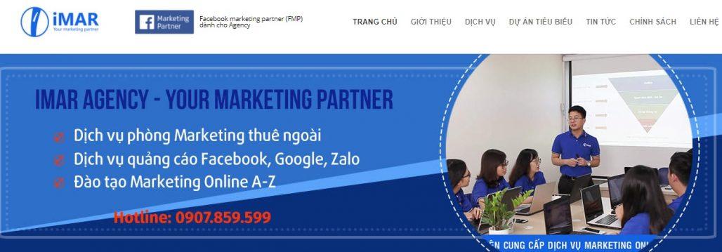 Công ty chạy quảng cáo Google Adwords iMAR
