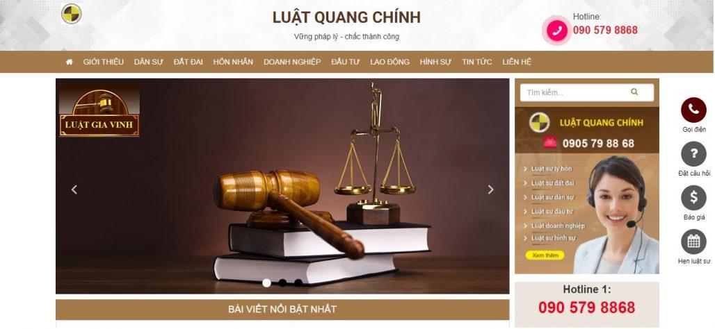 Công ty luật Quang Chính