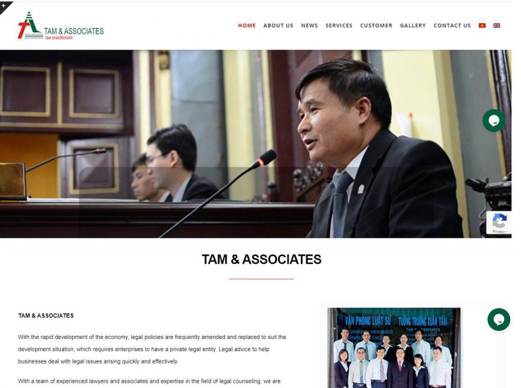 Công ty luật  -  Văn phòng luật sư Tường Trương Xuân Tám