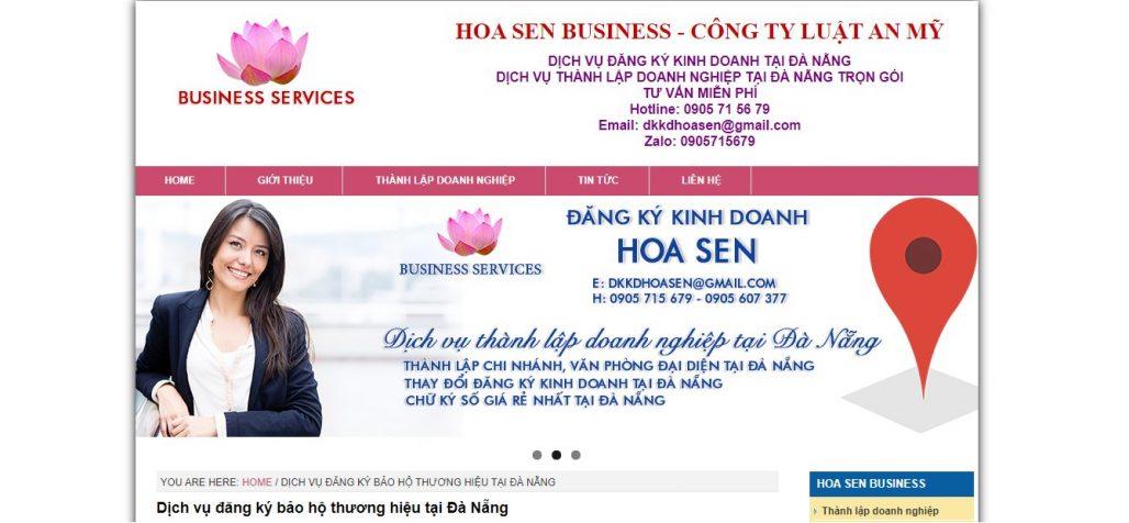 Dịch vụ thành lập công ty - Công Ty Kế Toán Hoa Sen