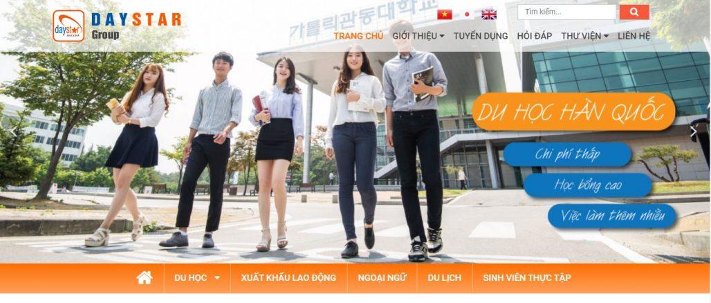 Trung tâm tiếng Nhật - Ngoại ngữ DAYSTAR