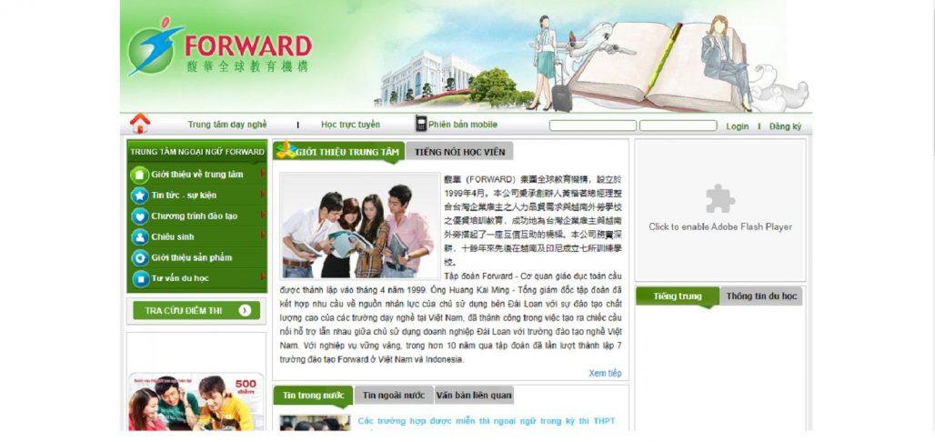 Trung tâm tiếng Trung Forward