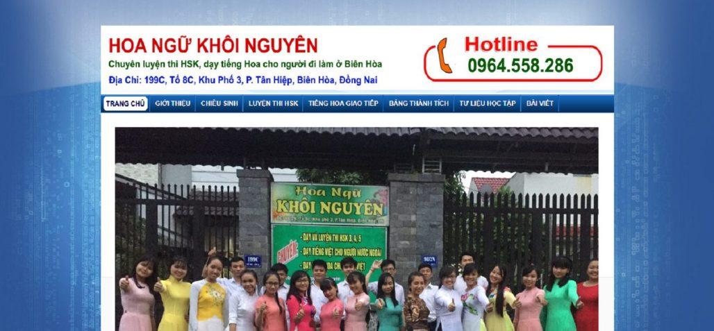 Trung tâm tiếng Trung Khôi Nguyên