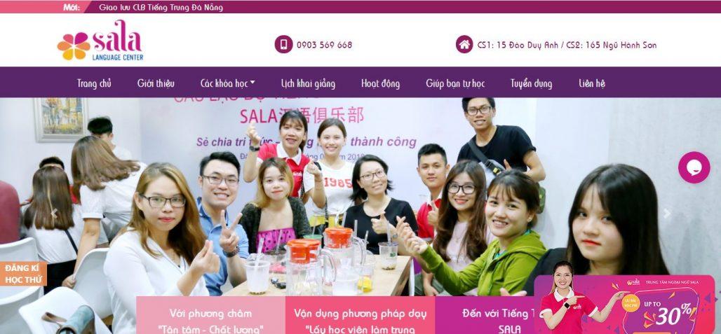 Trung tâm tiếng Trung - Ngoại Ngữ SALA