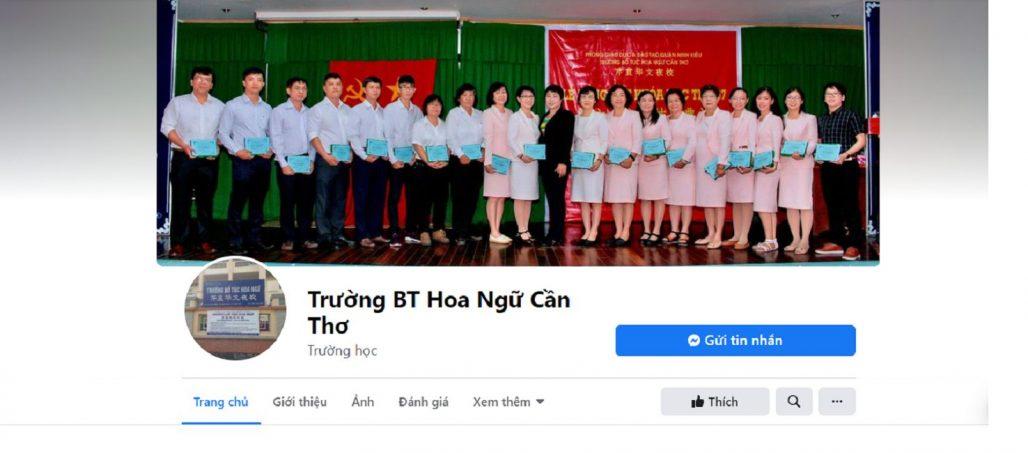 Trung tâm tiếng Trung - Trường Bổ túc Hoa ngữ