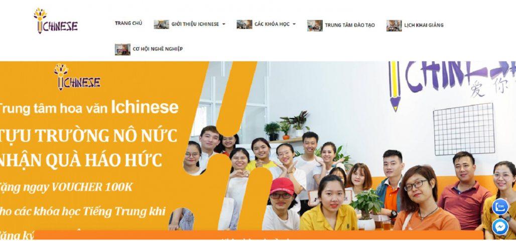 Trung tâm tiếng trung - Hoa văn ICHINESE