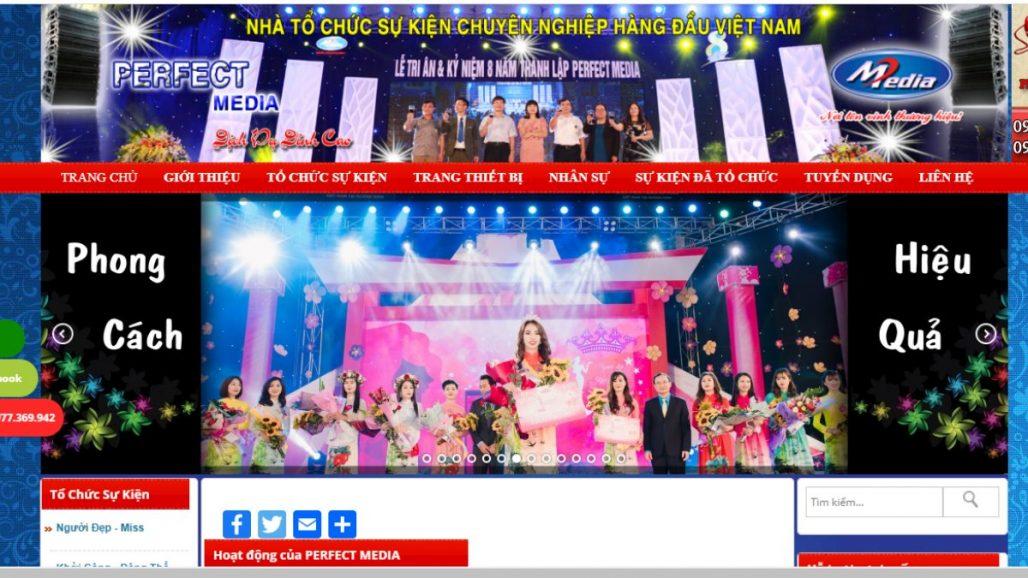 Top 6 công ty tổ chức sự kiện uy tín tại Bắc Ninh