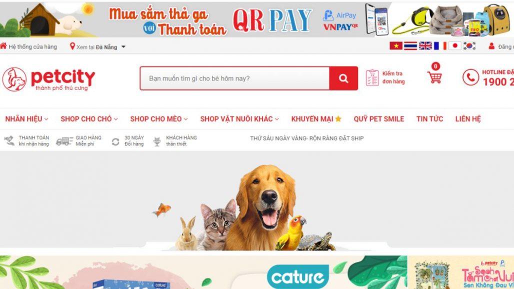 Top 10 shop bán đồ thú cưng online uy tín tại Việt Nam