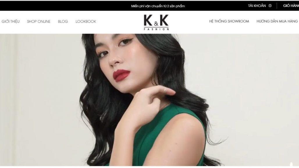 Top 10 website bán đồ thời trang công sở uy tín tại Việt Nam