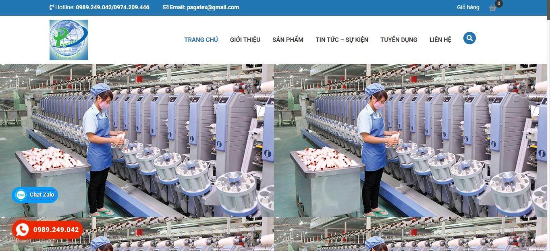 Công ty cung cấp vải và phụ liệu may mặc Thái Bình Dương