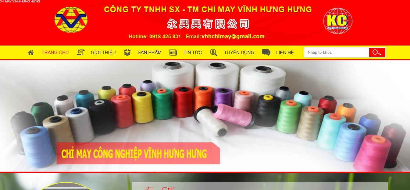 Công ty cung cấp vải và phụ liệu may mặc Vĩnh Hưng Hưng