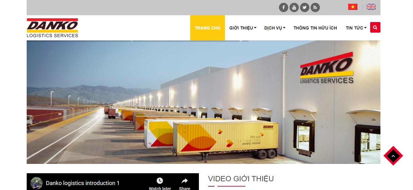 Công ty vận tải Danko Logistics