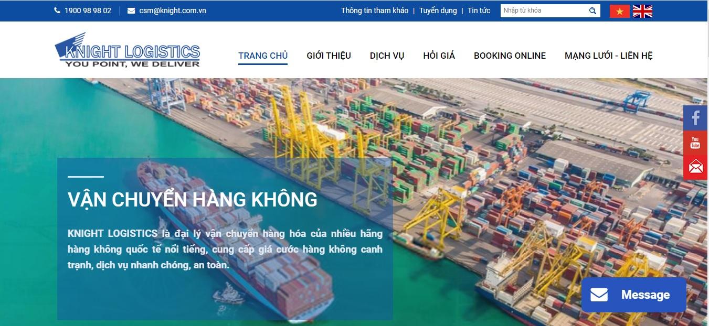 Công ty vận tải - Knight Logistics