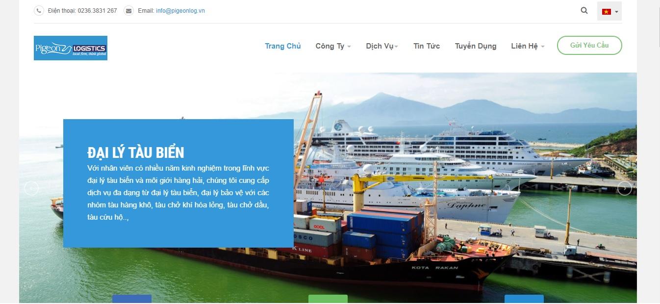 Công ty vận tải Pigeon Logistics