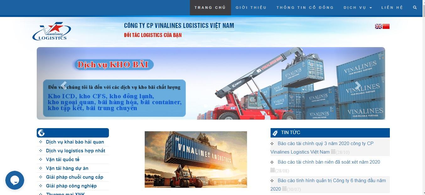 Công ty vận tải Vinalink Logistics