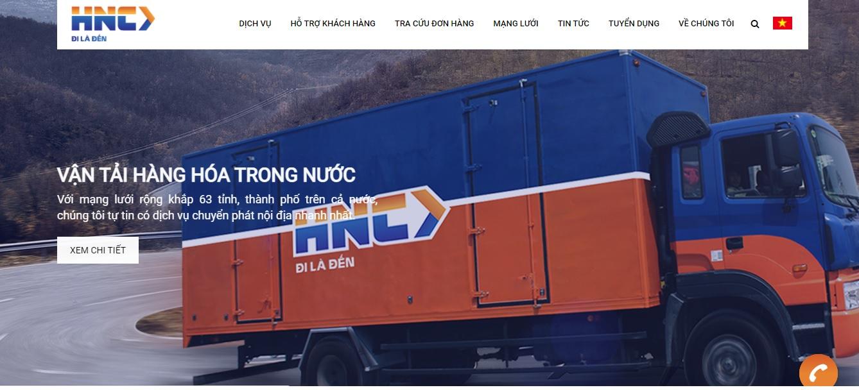 Công ty vận tải và Logistics - HNC
