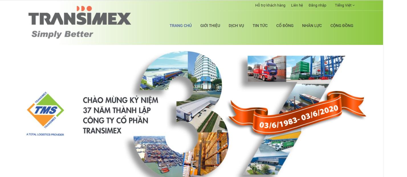 Công ty vận tải và Logistics TRANSIMEX