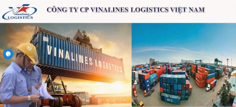 Công ty vận tải và Logistics - Vinalines Logistics Việt Nam