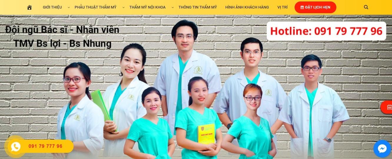 Thẩm mỹ viện Bác sĩ Lợi