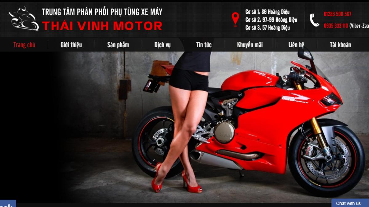 Công ty đồ chơi mô tô xe máy Thái Vinh Motor