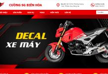 cửa hàng phụ kiện mô tô xe máy uy tín tại Đồng Nai