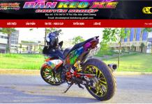 cửa hàng phụ kiện mô tô xe máy uy tín tại Bình Dương