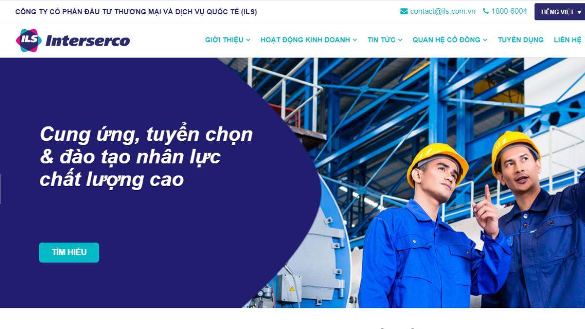 Công ty cung cấp lao động ILS