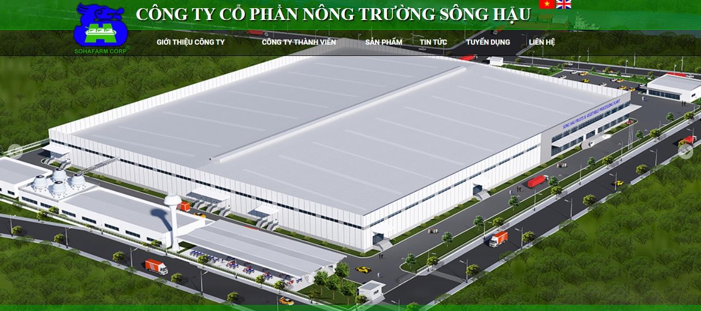 Công ty xuất nhập khẩu nông sản Nông trường Sông Hậu