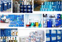 Công ty cung cấp hóa chất uy tín tại Long An