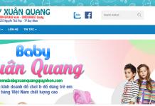 shop bán đồ trẻ em uy tín tại Bình Định