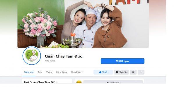 Quán Chay Ngon Tâm Đức 2