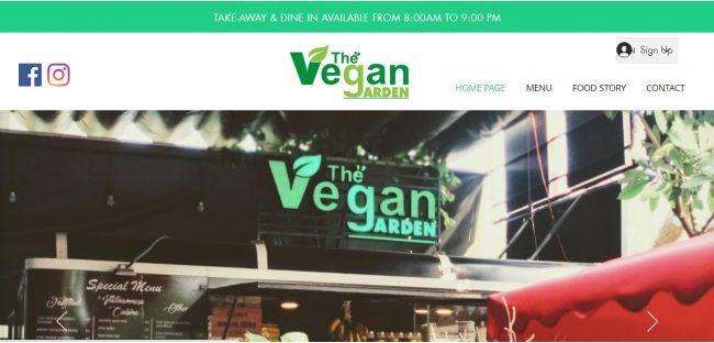 Quán chay ngon The Vegan Garden