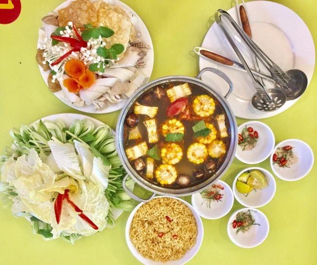 Cơm Chay Hoàng Kim, Sóc Trăng