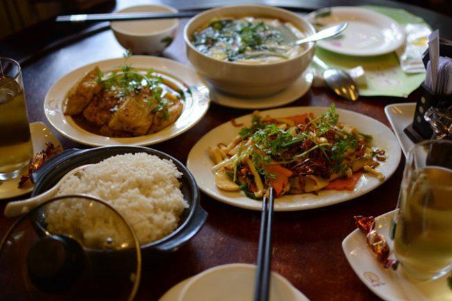 Quán chay ngon Thuận Thiên