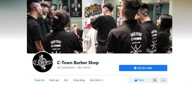 C-Town Barber Shop, Cần Thơ