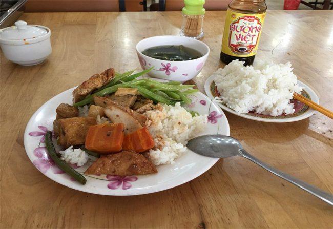 Cơm Chay Diệu Tâm, Quảng Ninh