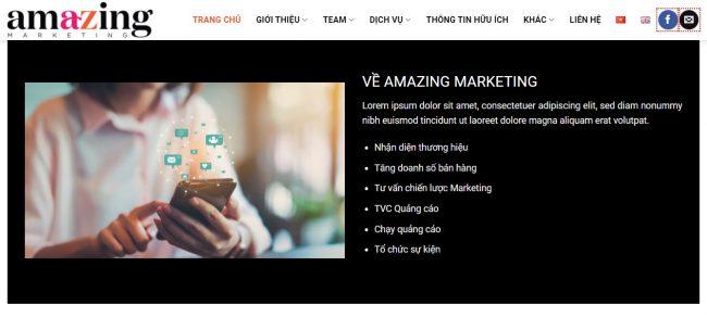Công ty tư vấn chiến lược thương hiệu AMAZING MARKETING