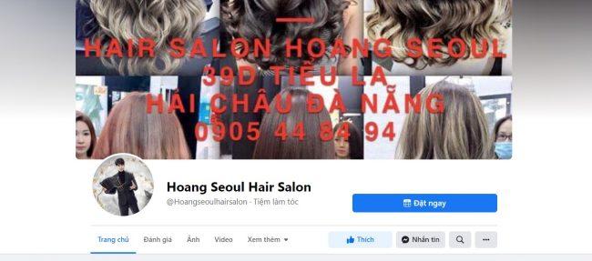 Hoàng Seoul Hair Salon