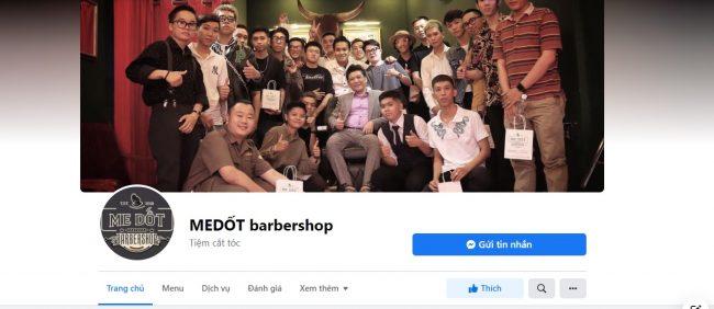 MEDỐT barbershop