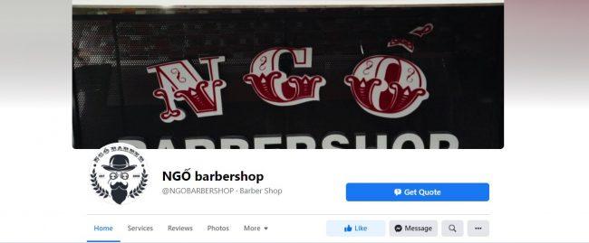 NGỐ barbershop