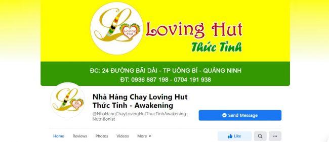 ng Chay Loving Hut Thức Tỉnh - Awakening