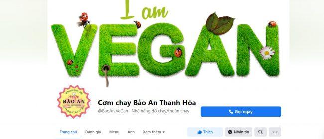Hàng Cơm Chay Bảo An Thanh Hóa