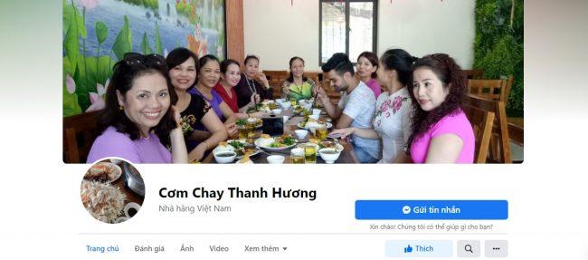hà Hàng Cơm Chay Thanh Hương