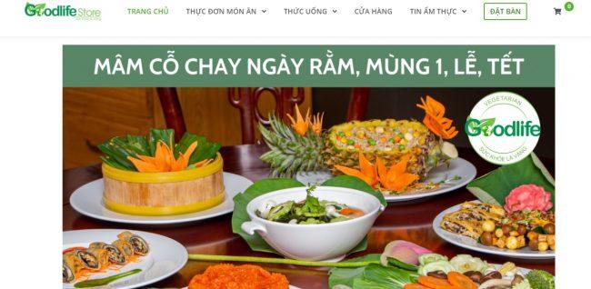Nhà hàng chay thực dưỡng Goodlife, Vũng Tàu